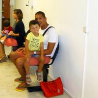 La salle d'attente