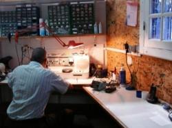 L'atelier de réparation